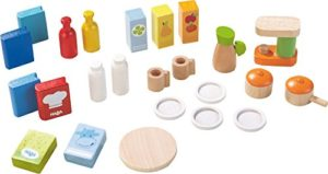 Haba 301991 Little Friends Accessori Da Cucina Per Casa Delle Bambole 0