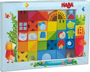 Haba 302580 Catmouse E Friends Mattoncini 0