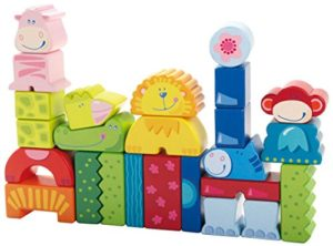 Haba Building Blocks Eeny Meeny Miny Zoo 0
