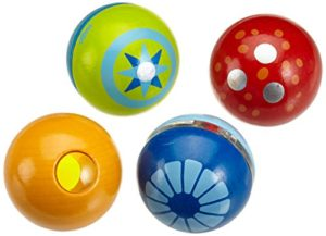 Haba Discovery Balls Set Of 4 0