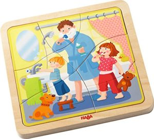 Haba Puzzle In Legno My Day 0