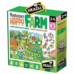 Headu Baby Sagome Montessori La Fattoria It20102 0