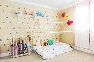 Letto Casa Montessori Per Materasso 190x90cm 0