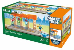 Ravensburger Italy Smart Tech Autolavaggio Per Locomotiva Intelligente 33874 0