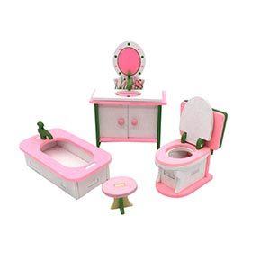 Accessori casa delle bambole