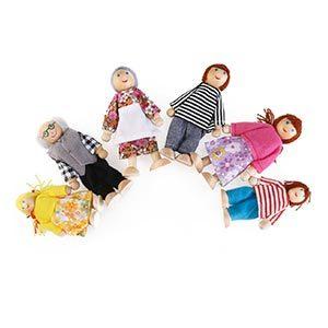 Bambole e personaggi giocattolo