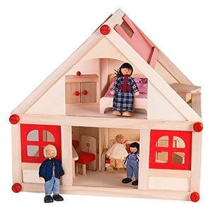 Case delle bambole e accessori