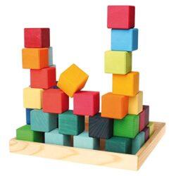 Dei Fratelli Grimm Quadrato 36 Cubo 0