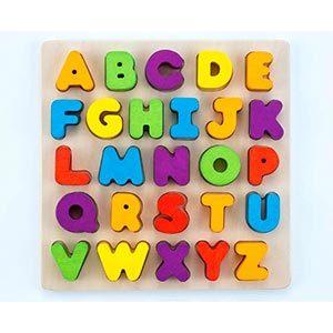 Giochi con le lettere per imparare a leggere e scrivere