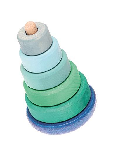 Grimm Torre Impilabile Oscillante Blu 0