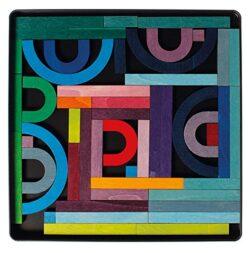 Grimms Spiel Und Holzdesign Alfabeto Gioco Magnetico 0