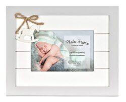 Innova Pi07391 Cornice Portafoto Legno Collezione Bambino 10 X 15 Cm Baby Amore Legno Grigio Bianco 185 X 235 X 1 Cm 0