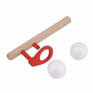 Jullyeleitgant Materiale Montessori Bambino Legno Colpo Hobby Divertimento Allaria Aperta Sport Toy Palla Schiuma Galleggiante 0