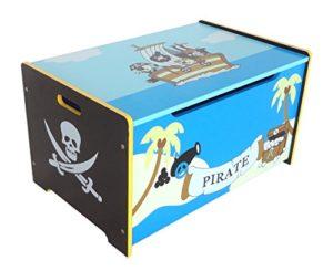 Kiddi Style Pirata Lo Scrigno Del Tesoro Per Bambini In Legno 0