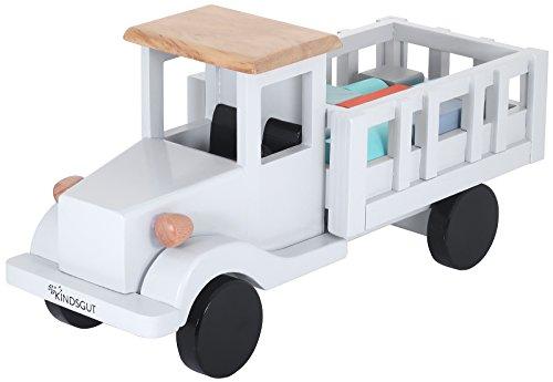 Kindsgut Automobile Giocattolo In Legno Con Mattoncini Per Fare Le Costruzioni 0