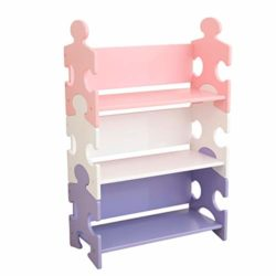 La Libreria Ideale Per Bambini La Libreria Stile Puzzle Colori Pastello Offre Ampio Spazio Per Ospitare I Libri E Gli Altri Piccoli Tesori Dei Vostri Bambini 0