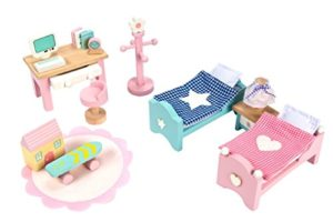 Le Toy Van Daisylane Childs Bedroom Set Camera Da Bambole Mobili 0