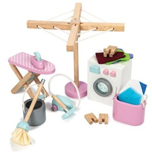 Le Toy Van Dolls House Accessories Daisylane Nursery Set 0
