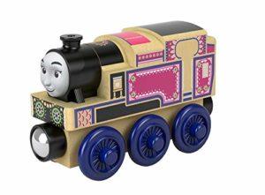 Trenino Thomas Locomotiva Ashima Treno In Legno Giocattolo Fhm36 0