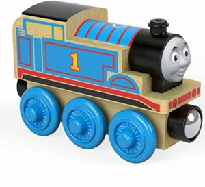 Trenino Thomas Locomotiva Thomas Treno In Legno Giocattolo Fhm16 0