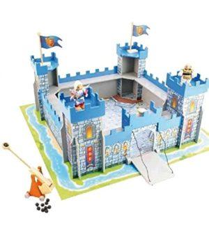 Giochi Preziosi Hdg70095 Castello In Legno Con Ponte Levatoio 0