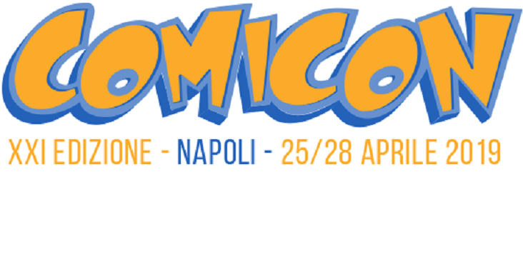 Log Comicon 2019