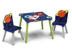 Delta Children Astronautas Completo Di Tavolo E Sedie Astronauta 0