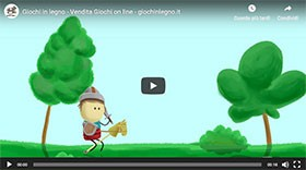 video giochi in legno presentazione