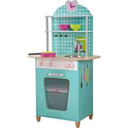 Beluga Spielwaren 68000 Sweet Easy Cucina Giocattolo In Legno Verde 0