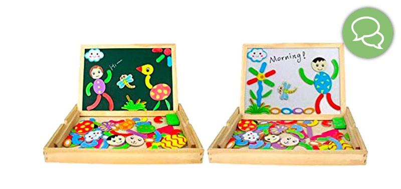 Lavagnetta Magnetica Per Bambini