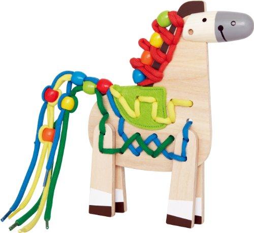 Hape E1016 Pony Con I Lacci 0