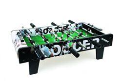 10248 Calcetto Da Tavolo Small Foot Calcio Balilla In Legno Che Pu Essere Posizionato Su Qualsiasi Piano Del Tavolo A Partire Da 5 Anni Di Et 0