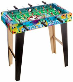 Globo Family Games Calcetto Junior Con 3 Aste E 2 Palline Incluse 0