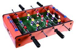 Sonstige Calcio Balilla Da Tavolo In Legno Dimensioni 51 X 31 Cm 0