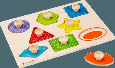 Giochi Educativi Montessoriani In Legno