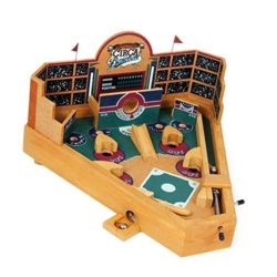 Small Foot Company Baseball Gioco Flipper 0