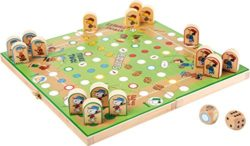 Small Foot Design 5730 Gioco Ludo Peanuts 0