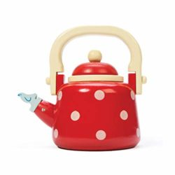 Le Toy Van Honeybake Wooden Dotty Kettle 0