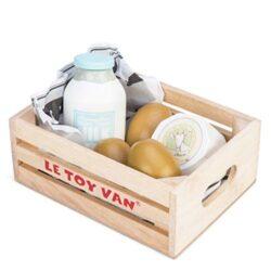 Le Toy Van Le Uova E I Prodotti Lattieri Tv185 0