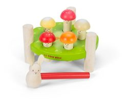 Le Toy Van Petilou Funghi Mr Hammer Game 0