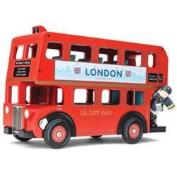 Le Toy Van Tv469 Lautobus Di Londra Col Suo Autista 0