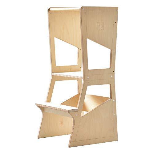 Moka T 20 Learning Tower Montessori Piani Regolabili In Altezza Kitchen Helper 0