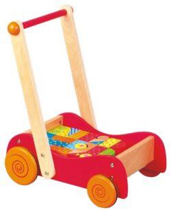 New Classic Toys 1300 Girello Per Bambino Multicolore 0