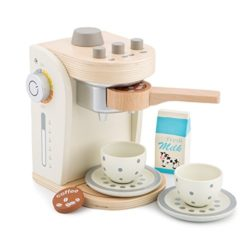 New Classic Toys Coffee Maker White Multicolore 10705 0