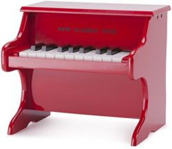 New Classic Toys Piano Red 18 Keys Colore Red 10155 0
