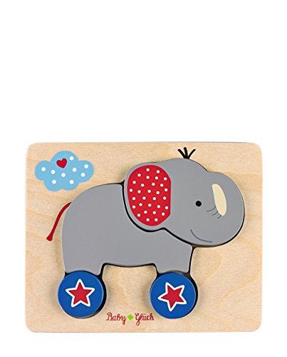 Puzzle Elefante Per Bambini 4 Pz 0