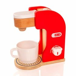 Viga 50234 Macchina Per Il Caff Giocattolo In Legno 0