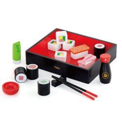 Viga Toys 50689 Set Per Sushi In Legno 0