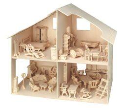 Pebaro 880 Casa Delle Bambole Ammobiliata 0