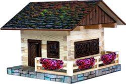 Walacha Costruzioni Legno Chalet Alpino 102pz 3034 0